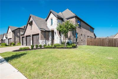 Denton County Single Family Home For Sale: 200 Highwood Trail