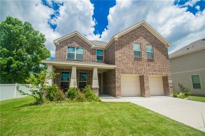 Denton County Single Family Home For Sale: 1001 Bruni Court