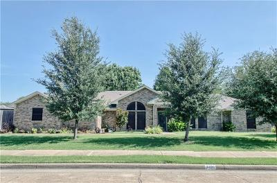 Rowlett Single Family Home For Sale: 3409 Conlin Drive