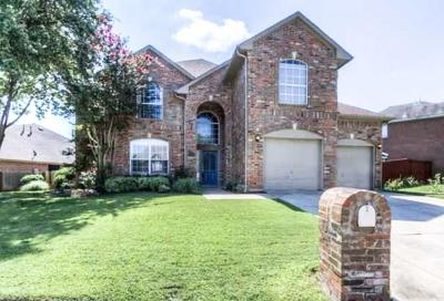 McKinney Single Family Home For Sale: 2910 Sunset Ridge