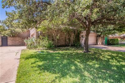 Fort Worth Multi Family Home For Sale: 3325 Bristol Road