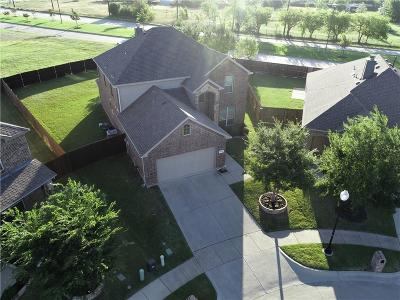 Collin County, Denton County Single Family Home For Sale: 10000 Bridgewater Drive