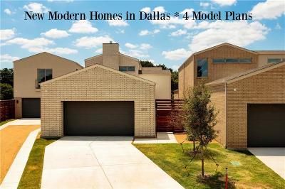 Dallas Single Family Home For Sale: 3352 Walchard Court