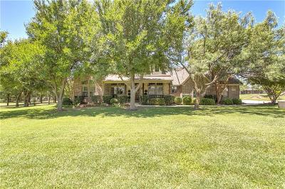 Parker County Single Family Home For Sale: 105 Aledo Pointe Drive