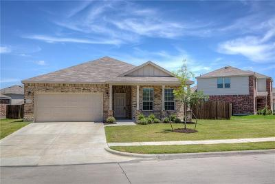 Fate Single Family Home For Sale: 204 Tiffany