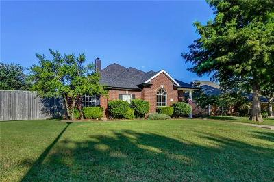 Rowlett Single Family Home For Sale: 3502 Bridgewater Drive