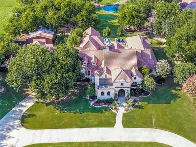 Flower Mound Single Family Home For Sale: 3500 Peters Colony Road