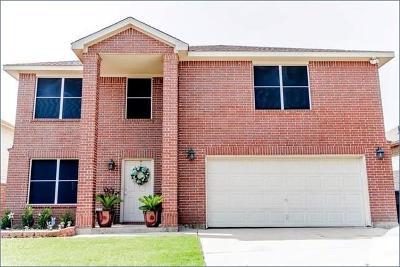 Single Family Home For Sale: 4920 Diamond Trace Trail