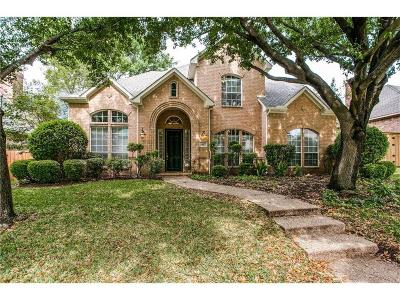 Plano Residential Lease For Lease: 5817 Kingsbrook Drive