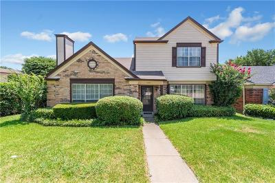 Mesquite Single Family Home For Sale: 502 Stonewall Court