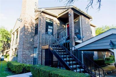 Dallas Condo For Sale: 5859 Frankford Road #412
