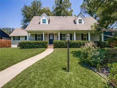 Dallas County Single Family Home For Sale: 10861 Lochspring Drive