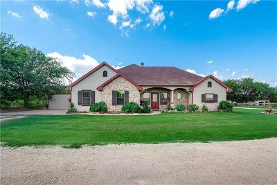 Cooke County Single Family Home For Sale: 4847 Chisam Road