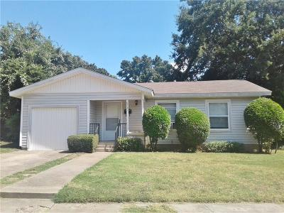 Fort Worth Single Family Home For Sale: 6721 Greenlee Street