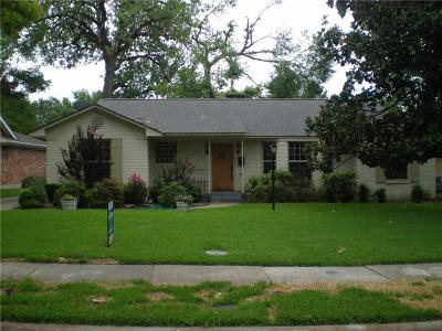 Single Family Home For Sale: 9820 Buxhill Drive