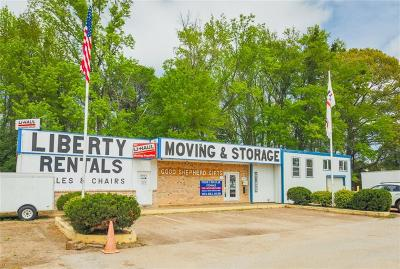 Commercial For Sale: 904 S Main Street