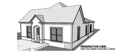 Tarrant County Single Family Home For Sale: 1200 E Pulaski Street