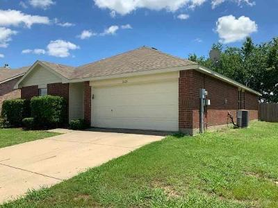 Residential Lease For Lease: 2621 Redwood Street