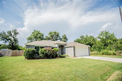 Single Family Home For Sale: 11022 Shady Oaks Drive