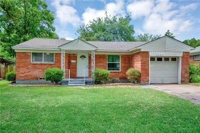 Mesquite Single Family Home For Sale: 3404 Gayle Drive