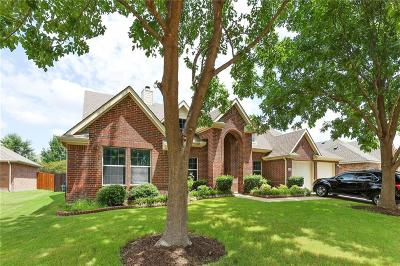Wylie Single Family Home Active Option Contract: 3016 Lena Drive