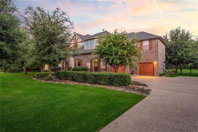 Southlake Single Family Home For Sale: 1201 Bay Meadows Drive