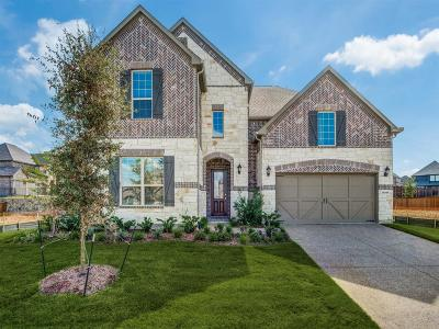 Frisco Single Family Home For Sale: 16344 Barton Creek Lane