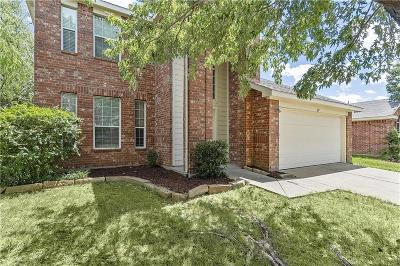Fort Worth Single Family Home For Sale: 217 Prairie Gulch Drive