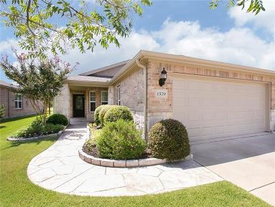 Denton County Single Family Home For Sale: 1579 Antelope Hills Drive