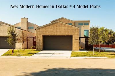 Dallas Single Family Home For Sale: 3344 Walchard Court