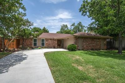 Richardson Single Family Home For Sale: 908 Firestone Lane