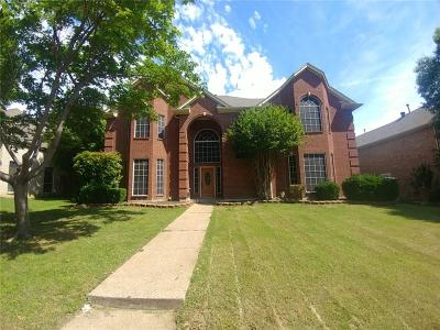 Plano Residential Lease For Lease: 705 Pine Lakes Drive