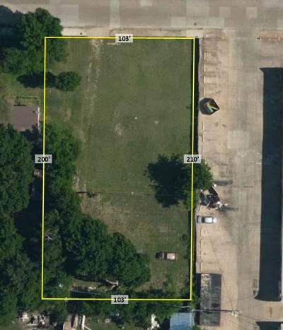 Dallas County Residential Lots & Land For Sale: 8014 Blossom Lane