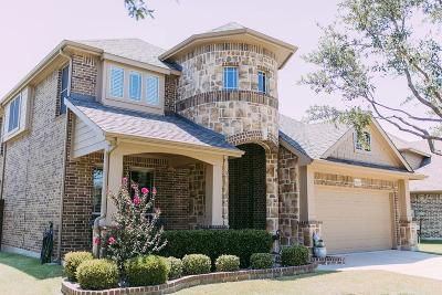 Little Elm Single Family Home For Sale: 2620 Choctaw Court