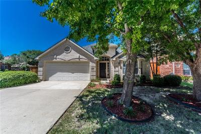 Frisco Single Family Home For Sale: 1636 Garrison Drive