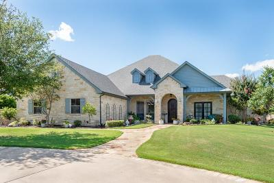 Parker County, Tarrant County, Hood County, Wise County Single Family Home Active Option Contract: 2018 Green Wing Drive