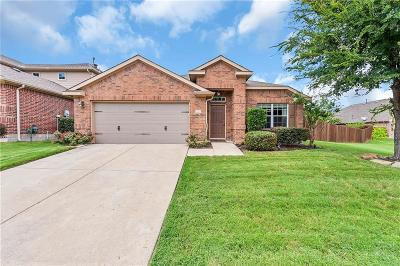 Little Elm Single Family Home For Sale: 1815 Galena Court