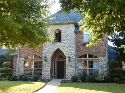 Mansfield Single Family Home For Sale: 2100 Castle Creek Drive