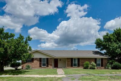 Rowlett Single Family Home For Sale: 4306 Cheyenne Drive
