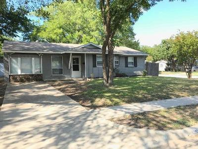 Plano Residential Lease For Lease: 2921 Ridgeway Drive