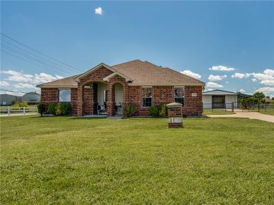 Haslet Single Family Home For Sale: 2601 Taner Circle