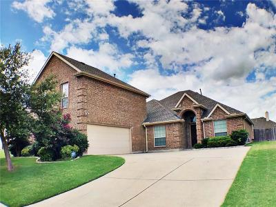 Rockwall Single Family Home For Sale: 1688 Tannerson Drive