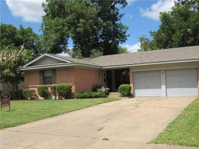 Garland Single Family Home For Sale: 2529 Robin Lane