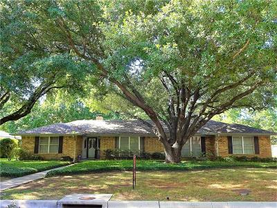 Denton County Single Family Home For Sale: 704 Magnolia Street