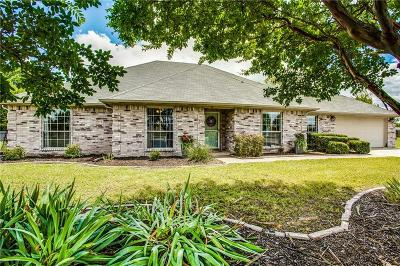 Single Family Home For Sale: 815 Cross Timbers Drive