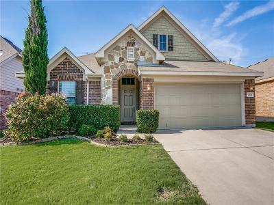 Fort Worth Single Family Home For Sale: 604 Stirrup Bar Drive