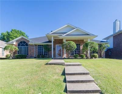 Wylie Single Family Home For Sale: 214 Cedar Ridge