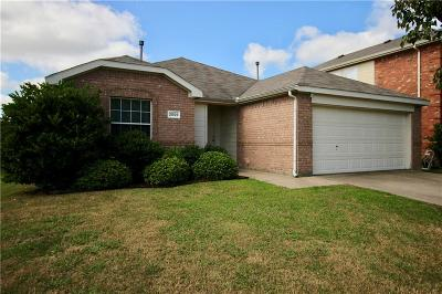 Forney Single Family Home For Sale: 2006 Fair Crest Trail