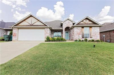 Sherman Single Family Home For Sale: 4815 Hilre Drive