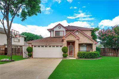 Plano TX Single Family Home Active Option Contract: $249,000